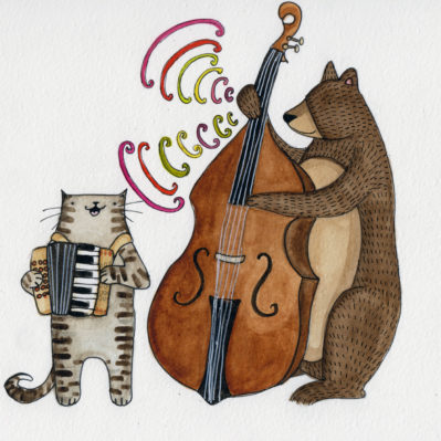 Bear band