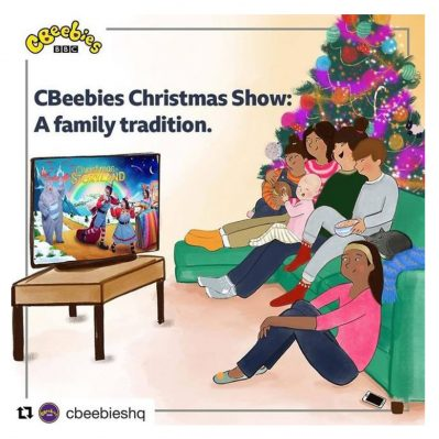 Cbeebies HQ – Christmas panto